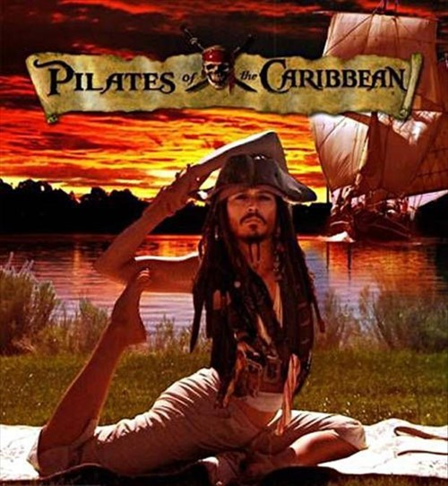 Pirates of the Caribbean puns pilates - 8177674752