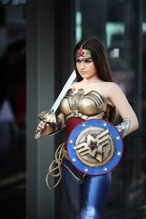 cosplay,Sexy Ladies,wonder woman