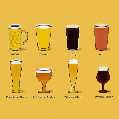 art beer glasses funny - 8177722880