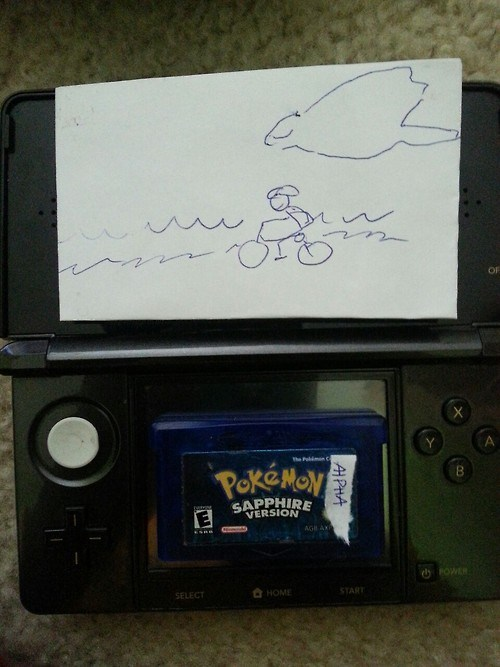 pokemon alpha,3DS,nintendo