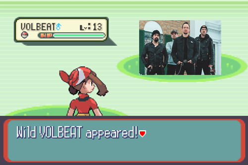 bands,volbeat