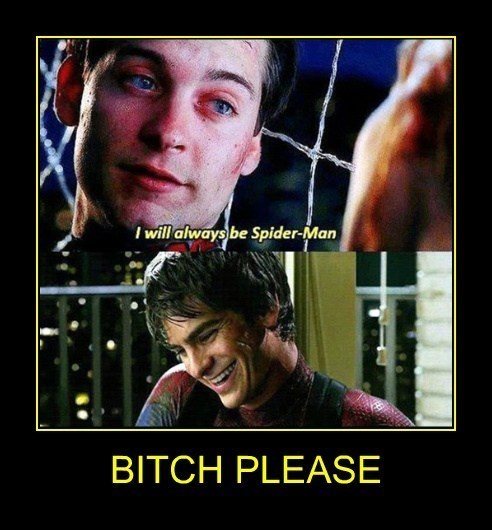 andrew garfield Spider-Man tobey maguire - 8178425344