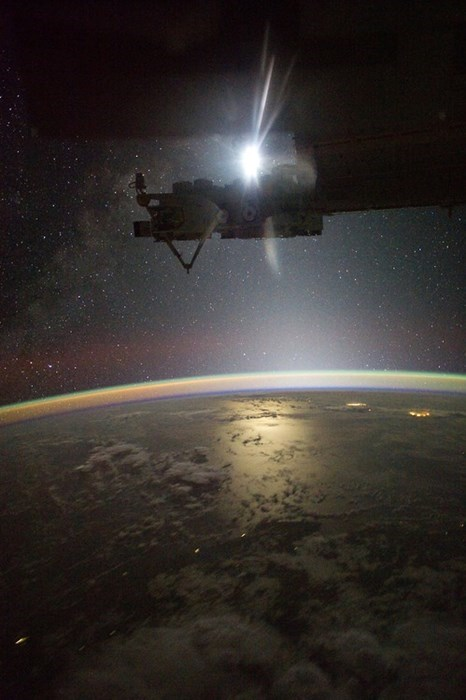 ISS awesome funny space earth - 8178703616