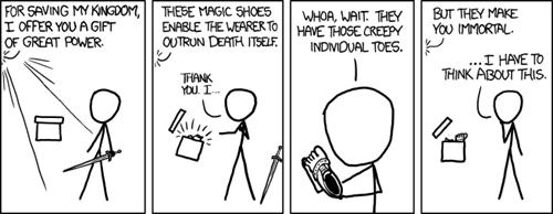 toes shoes gross web comics - 8178745856