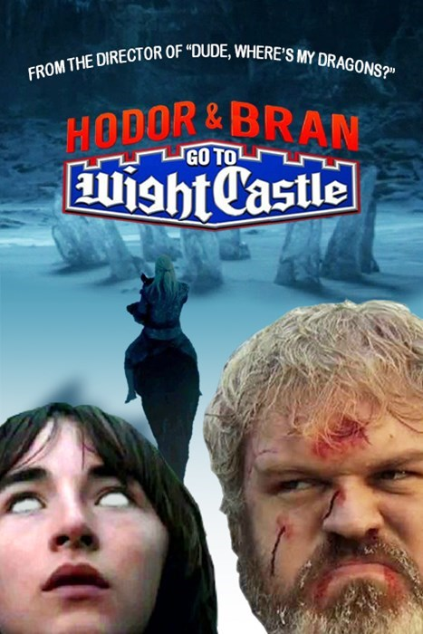 hodor Game of Thrones White Castle bran stark season 4 - 8178769920