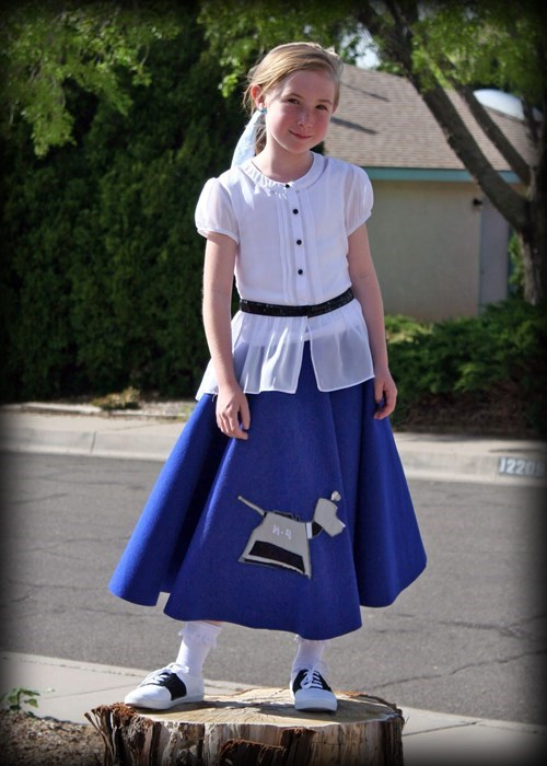The Best Poodle Skirt
