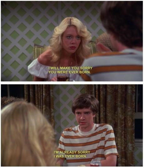 depressed siblings that 70s show funny - 8179091712
