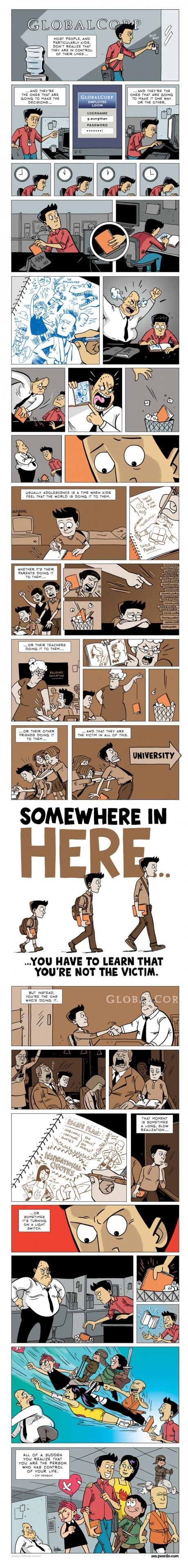 advice jim henson web comics - 8179990528