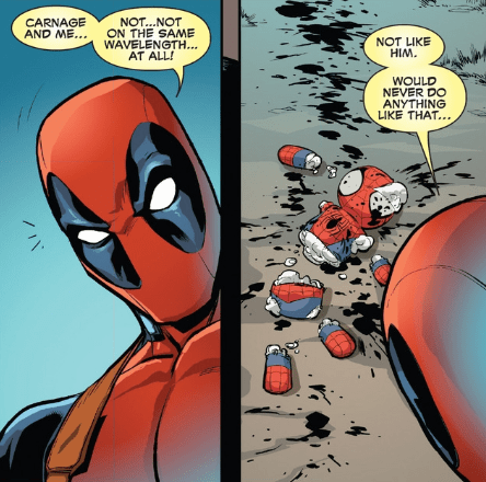 deadpool Straight off the Page - 8179995392