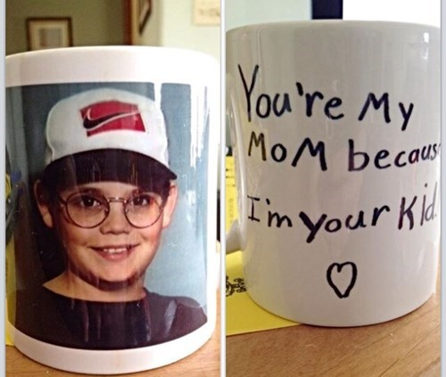 Mug - You're My MoM becaus m Your Kk