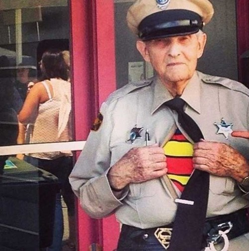 security,old people rock,superman