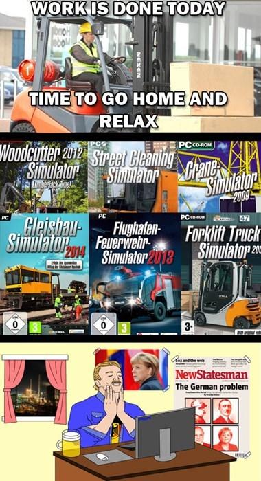 gaming Germany simulators - 8180180224