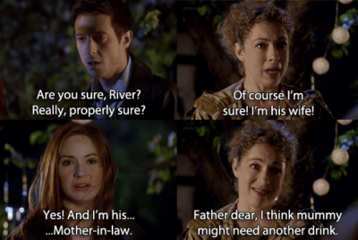 amy pond companion River Song rory williams - 8180327680