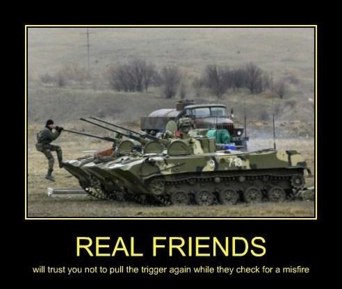 funny trust real friends tanks - 8180341504