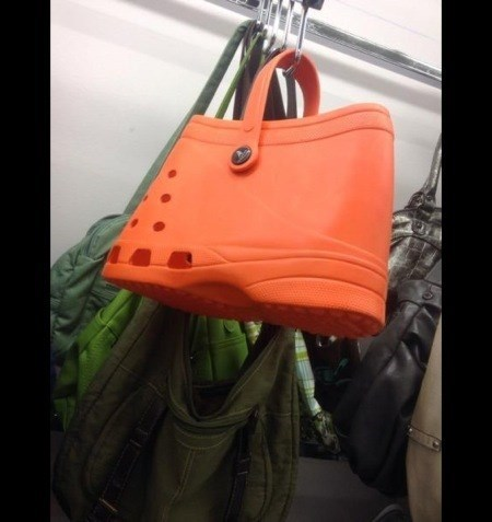 crocs shoes purse poorly dressed - 8180420608