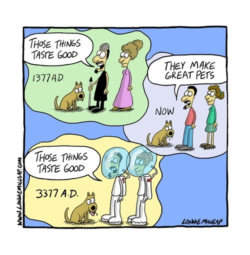 dogs history sad but true web comics - 8180420864