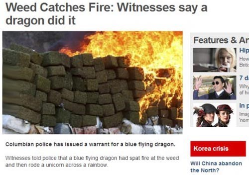 news wtf drugs fire dragons funny - 8180483072