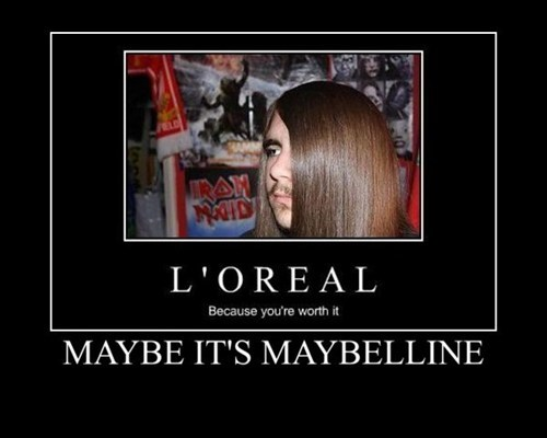 maybelline loreal funny - 8180696320