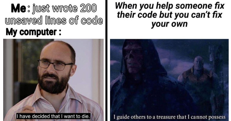 Programmer Tech Memes