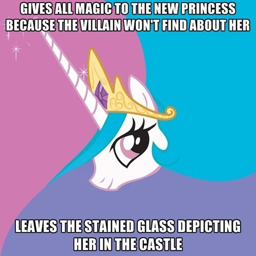 princess celestia twilight sparkle trollestia - 8181170176