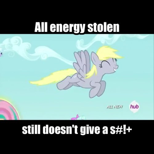 haters gonna hate derpy hooves - 8181545472