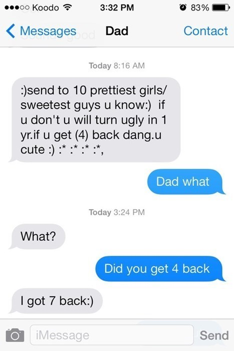 dads parenting wtf texting - 8182332160