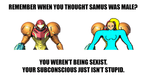 Sexist Shoulders
