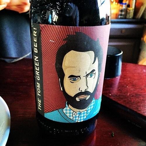 beer wtf Tom Green - 8183027712
