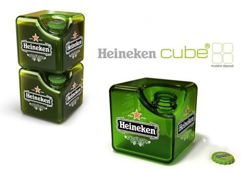 beer cube funny Heineken - 8183030016