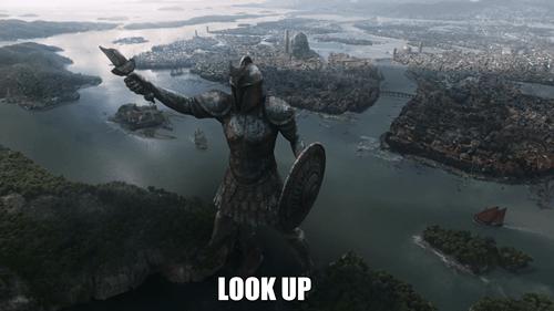 Game of Thrones season 4 titan of braavos - 8183031552