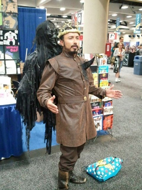 cosplay Game of Thrones ghosts - 8183258368