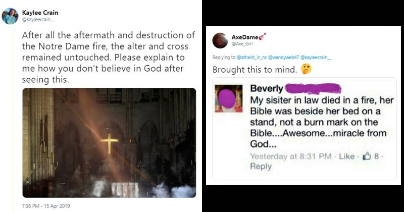 twitter paris notre dame cringe funny memes parody twitter reactions roast funny tweets france sarcasm im going to hell notre dame fire - 8183557