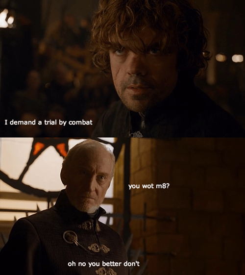 Game of Thrones season 4 tyrion lannister - 8183670272
