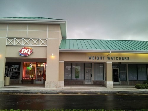 dq dairy queen weight watchers - 8183840000