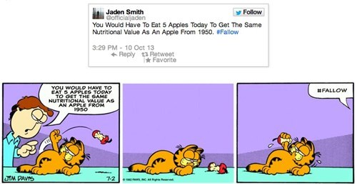 twitter,list,jaden smith,garfield,web comics