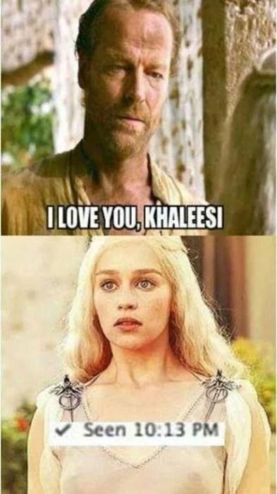 Daenerys Targaryen Game of Thrones jorah mormont - 8183909888