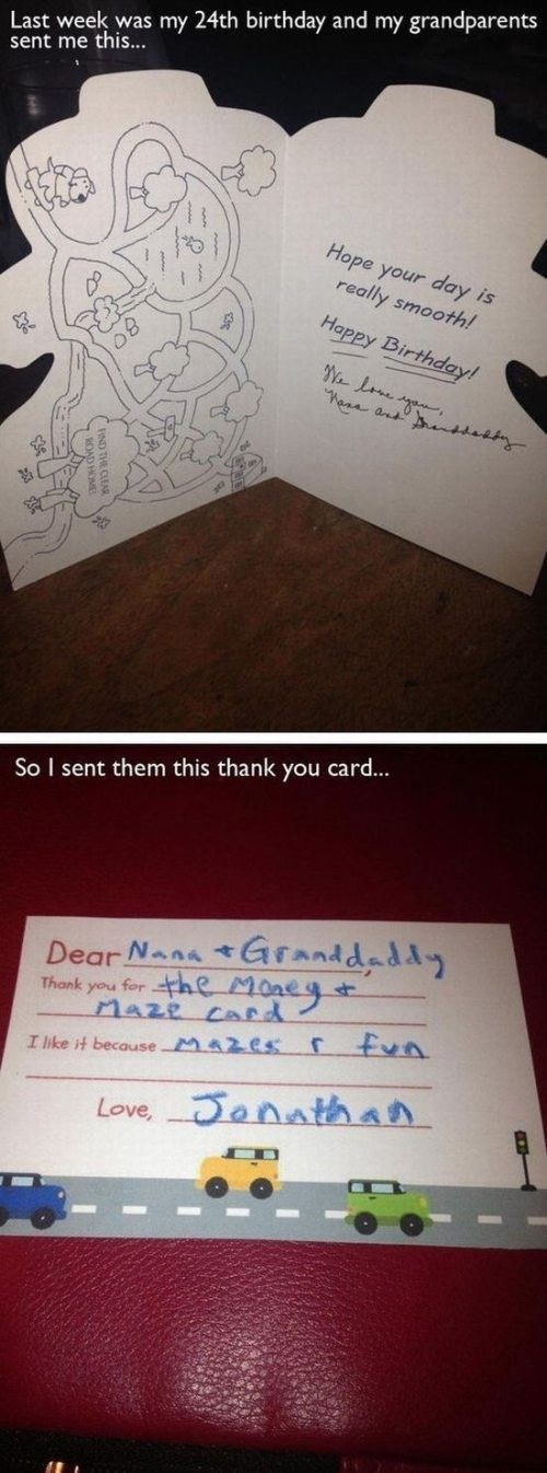 cards,birthday,kids,grandparents,parenting,thank you,g rated