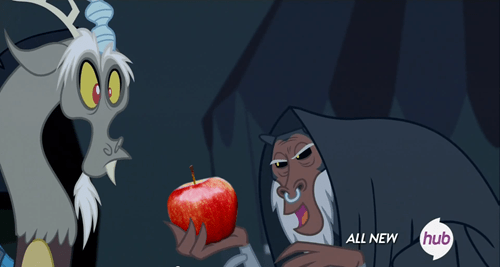 discord,snow white,tirek