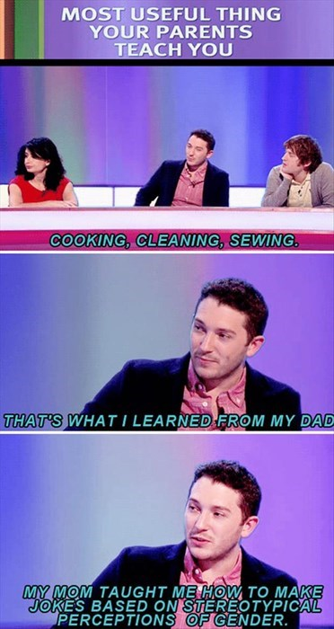 jokes parenting stereotypes jon richardson