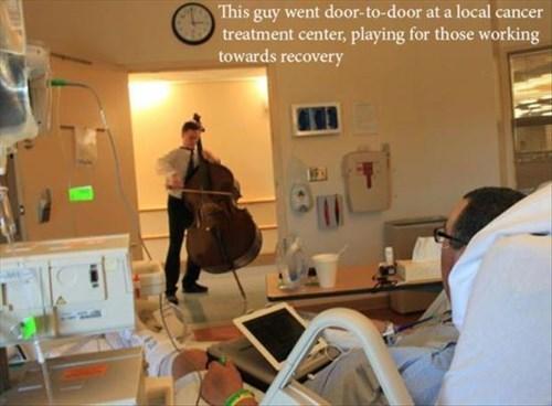Music win good deed restoring faith in humanity week - 8184097792