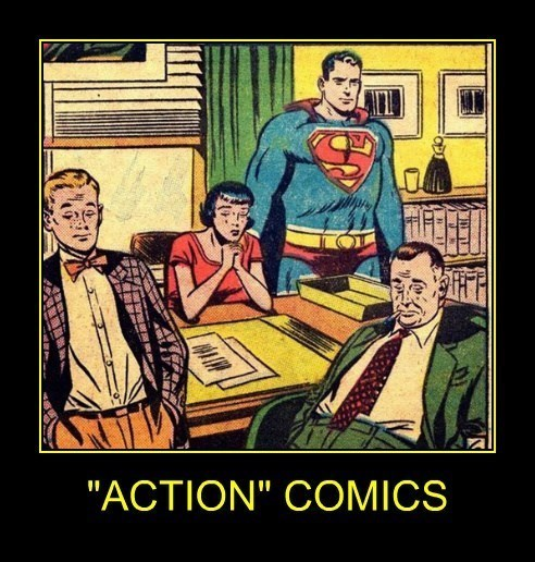 action comics superman - 8184143616