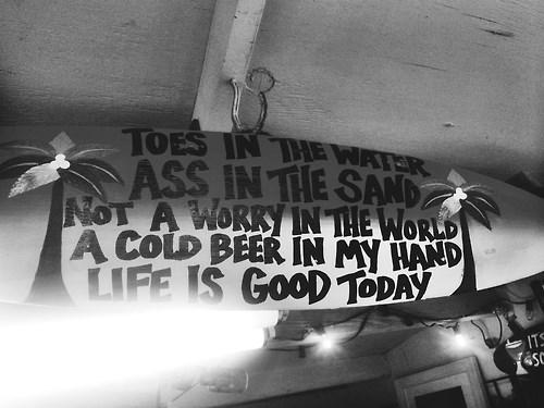 beer beach funny slogan - 8184179456