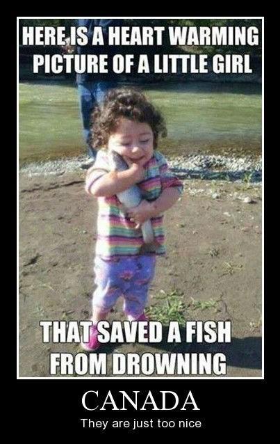 funny Canada fish - 8184251648
