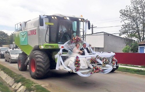 awesome funny truck wtf wedding - 8184257024