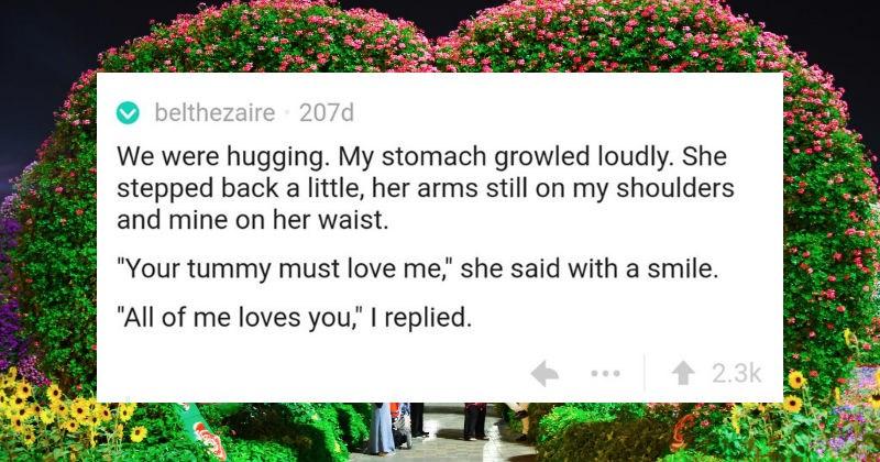 wholesome askreddit relationships love dating - 8184325