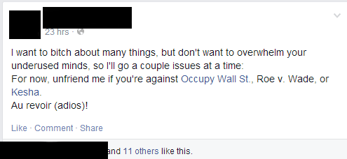 kesha,Occupy Wall Street