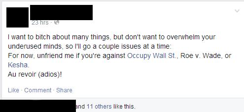 kesha Occupy Wall Street - 8184459776