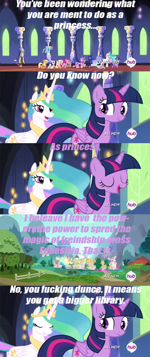 """Twilight's Kingdom"" alternate ending"