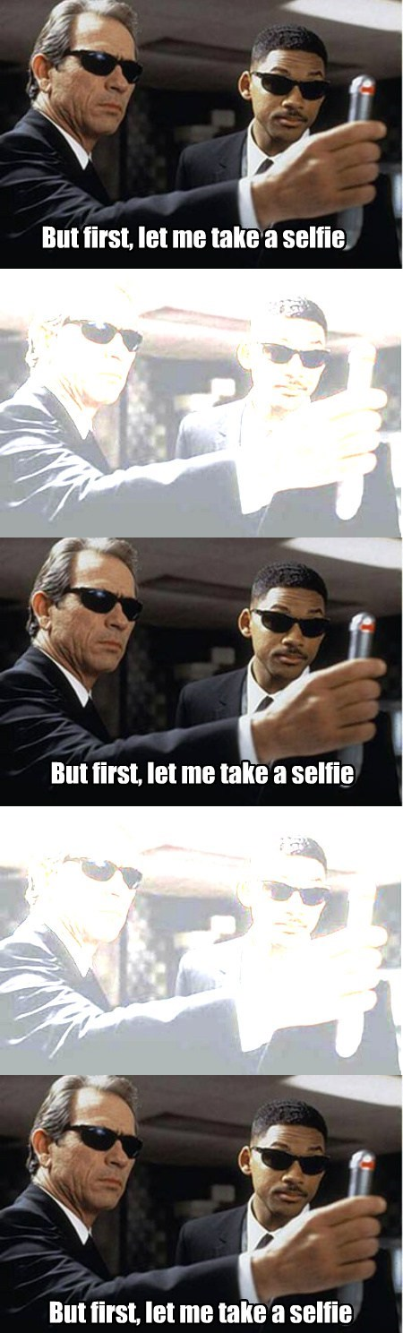sad but true men in black web comics selfie - 8184865792