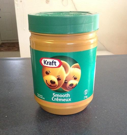 peanut butter,kraft
